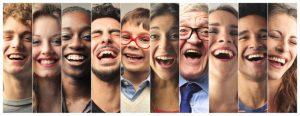 Smeh ima čudežno moč